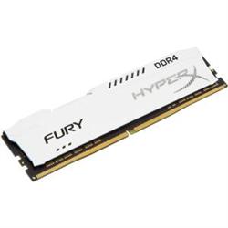 8GB 2666MHZ DDR4 CL16 DIMM 1RX8 HYPERX FURY WHITE