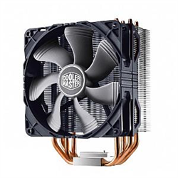 COOLERMASTER HYPER 212X- UNIVERSAL MID-LEVEL BALANCE COOLER- 4TH GEN BEARING
