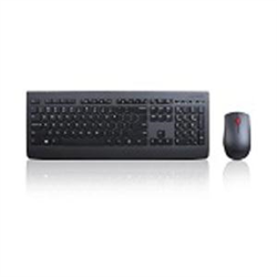 LENOVO PROFESSIONAL WIRELESS  KEYBOARD AND MOUSE COMBO - US ENGLISH