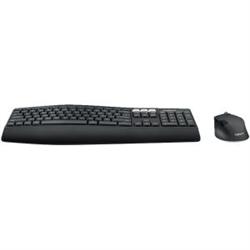 LOGITECH MK850 PERFORMANCE WIRELESS KEYBOARD AND MOUSE COMBO-UNIFYING RECEIVER-BT- 1YR WTY
