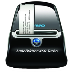 LABEL WRITER 450 TURBO - HIGH SPEED PROFESSIONAL LABEL PRINTER FOR PC AND MAC