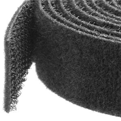 STARTECH.COM HOOK-AND-LOOP CABLE MANAGEMENT TIE - CABLE WRAP - 30.5M ROLL - 2YR