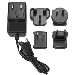 REPLACEMENT 12V DC POWER ADAPTER - 12 VOLTS 2 AMPS - REPLACE YOUR LOST OR FAILED POWER ADAPTER