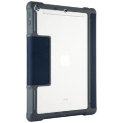 STM DUX CASE (IPAD 2017- 5TH GEN- 6TH GEN) - MIDNIGHT BLUE AP
