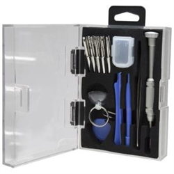 CELL PHONE REPAIR KIT FOR SMARTPHONES TABLETS AND LAPTOPS - SMARTPHONE REPAIR KIT - ELECTRONICS TOOL KIT
