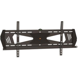 LOW PROFILE TV MOUNT - FLAT-SCREEN TV WALL MOUNT - FOR VESA MOUNT 37IN TO 70IN TV - LOCKABLE FOR ANTI-THEFT - FIXED - HEAVY-DUTY STEEL TV WALL MOUNT - SUPPORTS UP TO 40 KG (88 LB.)
