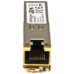 STARTECH.COM MSA UNCODED SFP - 1GBE TRANSCEIVER MODULE - 100M LTW