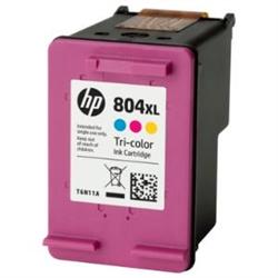 HP 804XL TRI-COLOUR ORIGINAL INK CRTG