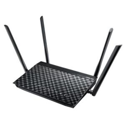 ASUS AC1200 WIRELESS DUAL BAND  ADSL/VDSL ROUTER-GBE(4)-USB 2.0(1)-ANT(4)-3YR WTY