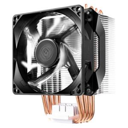 COOLERMASTER HYPER H411R- 4 HEAT PIPES DESIGN- 92MM PWM WHITE LED FAN