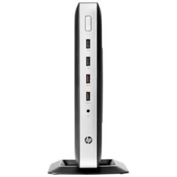 HP T630 4GB- 8GB M.2- FF- 2X DP (2 MONITOR SUPPORT)- 1X SERIAL- WIFI- HP THIN PRO- 3YR