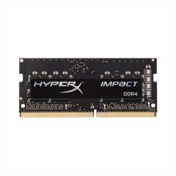 8GB DDR4-2933MHZ CL17 SODIMM HYPERX IMPACT