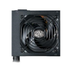 COOLERMASTER MWE 650W GOLD FIXED- FIXED CABLE DESIGN- 80 PLUS GOLD- COMPACT SIZE 12CM FAN