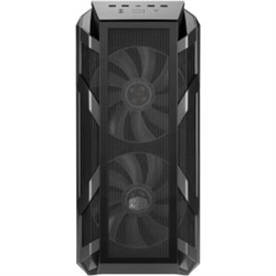 COOLERMASTER MASTERCASE H500M ATX- TEMPERED GLASS WINDOW- 2X2X200MM RGB FANS