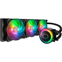 COOLERMASTER MASTERLIQUID ML360R RGB CPU COOLER- RGB WB- 3X120MM RGB FAN 360MM RADIATOR