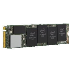 INTEL 660P SERIES SSD- M.2 80MM PCIE- 1TB- 1800R/1800W MB/S- RETAIL BOX- 5YR WTY