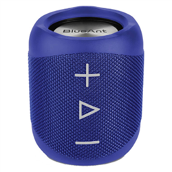 BLUEANT X1 PORTABLE BLUETOOTH SPEAKER - BLUE