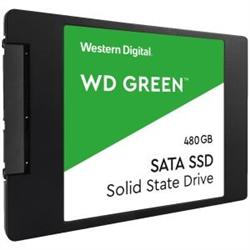 WESTERN DIGITAL SSD 480GB SATA III 6GB S 2.5 7MM WD GREEN