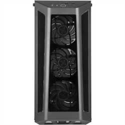 COOLERMASTER MASTERBOX MB530P ATX- TEMPERED GLASS PANELS- 3X120MM RGB FANS