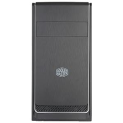 COOLERMASTER MASTERBOX E300L- MATX- BRUSHED FRONT PANEL- SUPPORT ODD- NON-WINDOWS- USB3.0