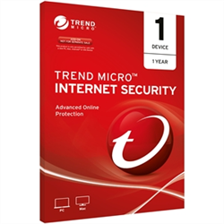 TREND MICRO MAXIMUM SECURITY (1 DEVICES) 12MTH