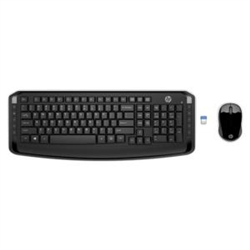 WIRELESS KEYBOARD AND MOUSE 300