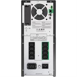 APC SMART UPS(SMT) 3000VA- IEC(8)- USB- SERIAL- SMART SLOT- LCD-TWR- SMART CONNECT-3Y WTY