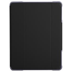 STM DUX PLUS DUO (IPAD5TH/6TH GEN) AP - BLACK