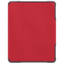 STM DUX PLUS DUO (IPAD5TH/6TH GEN) AP - RED