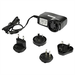 20V DC POWER ADAPTER WITH TYPE-N BARREL FOR DK30A2DH / DK30ADD DOCKING STATIONS - DC POWER SUPPLY - 20V - 2A