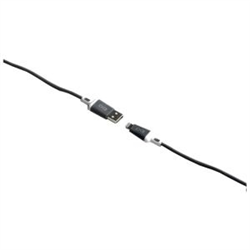 ABLE CABLE USB-A TO LIGHTNING (1M) - GREY