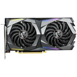 NVIDIA GEFORCE GTX 1660 TI GAMING X 6G GRAPHIC CARD TROX FAN 3.0 ZERO FROZR TECH CORE CLOCKS 1875MHZ 3XDP 1X HDMI 2.0 450W MIN PSU G-SYNC READY VR READY UP TO 4 MONITORS 3 YEARS WARRANTY