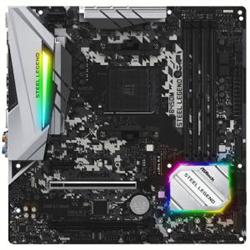 B450M STEEL LEGEND AMD AM4 MATX MB