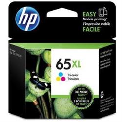 HP 65XL HIGH YIELD TRI-COLOUR  INK CARTRIDGE