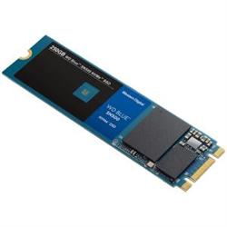 WD 250GB BLUE NVME SSD M.2 PCIE GEN3 X2 5Y WARRANTY SN500
