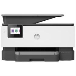 HP OFFICEJET PRO 9010 AIO- 22PPM BLK- 18PPM CLR- DUPLEX- WIFI- FAX- 1YR