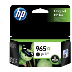 HP 965XL BLACK INK CARTRIDGE HIGH YIELD 2K PAGES