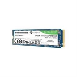 SEAGATE BARRACUDA 510 SSD- M.2- NVME 256GB- 3100R/1050W-MB/S- 3D TLC NAND- 5YR WTY