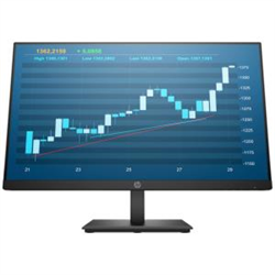 HP MONITOR P244 23.8 INCH 1920X1080 STAND BLK
