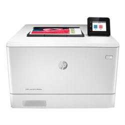 HP COLOUR LJ PRO M454NW SFP- 27PPM BLK- 27PPM CLR- NETWORK- WIFI-  1YR WTY