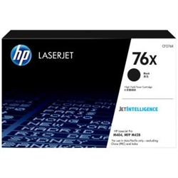 HP 76X BLACK TONER - HIGH YIELD. APPROX 10K PAGES - FOR M404- M406- M428- M430