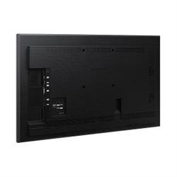 QB55R 55IN UHD 16/7 COMMERCIAL DISPLAY 350NIT 120HZ RS232/RJ45 WIFI IP5X BUILT IN MEDIA PLAYER (MAGICINFO S6 TIZEN SSSP 6.0) 2X HDMI2.0 1X DVI-D HDCP2.2 4.1 G STORAGE USB