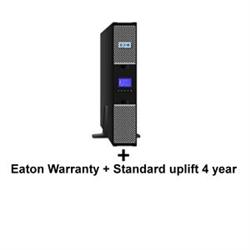 EATON 9PX 2000VA / 1800W 2U RACK/TOWER U + WARRANTY+ STANDARD UPLIFT 4 YEAR: 9 SERI