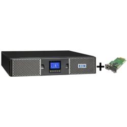 EATON 9PX 1500VA RACK/TOWER 10AMP INPUT + GIGABIT NETWORK CARD