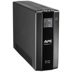 APC (BR1300MI) BACK-UPS PRO (BR)- 1300VA- IEC(8)- AVR- LCD MONITORING- 2YR WTY