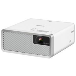 EF-100W 2000LM WXGA HOME THEATRE 3LCD LASER PROJECTOR WHITE