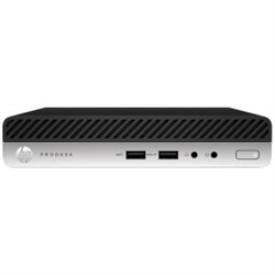 HP 400 G5 DM I3-9100T 4GB- 500GB 7200 RPM- EXTRA DISPLAY PORT- WL- BT- W10P 64- 1YR
