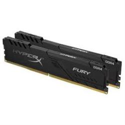 16GB DDR4 2666MHZ CL16 DIMM KIT OF 2 1RX8 HYPERX FURY BLACK