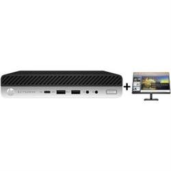 ED 800 G5 DM I5-9500T 16GB 256GB SSD WL + PRODISPLAY P224 21.5IN (16:9) MONITOR