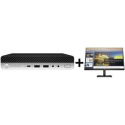 ED 800 G5 DM I7-9700T 8GB 256GB SSD WL + PRODISPLAY P224 21.5IN (16:9) MONITOR